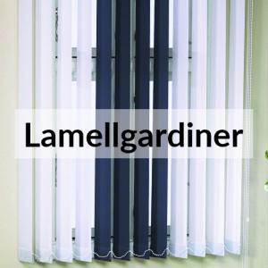 Lamellgardiner til helseinstitusjoner, sykehus og offentlige miljøer.